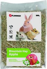 Karlie Flamingo Bergheu für Kleintiere 500 G mit Apfel