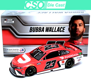 Bubba Wallace 2021 DoorDash 1/24 Die Cast IN STOCK