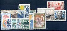 ST PIERRE et MIQUELON 1950 Yvert 344-347 etc ** POSTFRISCH 120€(J2860
