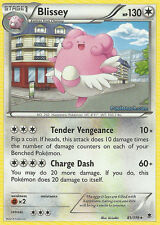 BLISSEY 81/119 - XY PHANTOM FORCES POKEMON RARE CARD - IN STOCK NOW!]