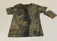 LIBERTY YOUTH KIDS Medium Realtree Hardwoods CAMO T-SHIRT  NEW WITH TAGS