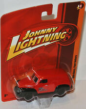 Forever 64 R5 - 1950 CHEVY PANEL DELIVERY - red/black - 1:64 Johnny Lightning