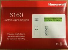 Honeywell 6160 Security and Surveillance Custom Alpha Display Keypad