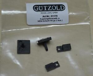 HO Gützold KK-Kinematik 01170 (2 Stück)