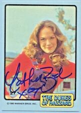 CATHERINE BACH DUKES OF HAZZARD DAISY DUKE AUTOGRAPHED SIGNED CARD w PHOTO PROOF