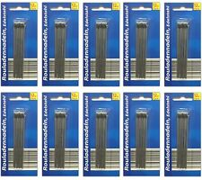 120 Stück Rouladennadeln | Rouladenspieße | Spicknadel Fleischnadel Metallspieße