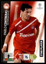 Panini Champions League 2012-2013 Adrenalyn XL Contreras Olympiakos Star Player