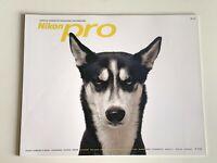 Nikon Pro Camera Photography Magazine United Kingdom Spring  2010 Siberian Husky