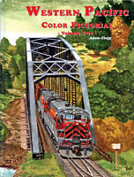 WESTERN PACIFIC Color Pictorial: 1960s-1980s, F-units, California Zephyr - (NEW)
