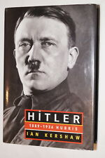 WW2 German Hitler 1889-1936 Reference Book