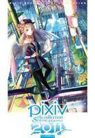 Pixiv girls collection 2011 Japan Art Book Anime Illustration
