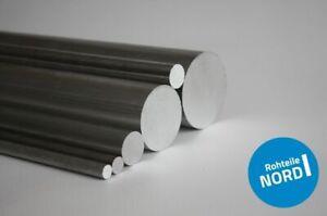 1m Aluminium Rund aus AlCuMgPb Alu Rundmaterial Stange Rundstange Stab