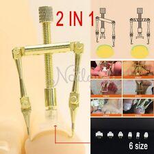2 in 1 Ingrown Toe Nail Correction Fixer Tool for 1 & 2 sides Ingrown toenails