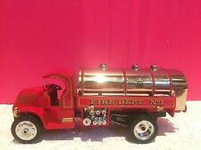 MATCHBOX MODELS OF YESTERYEAR MACK AC WATER TANKER 1923 1/43 NEUF BOITE A8