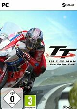 Tt - Isle of Man - Ride on the Edge PC New+Boxed