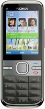 Brand New Nokia C5-00 3G (Unlocked) Smartphone With Bluetooth+Camera 5MP