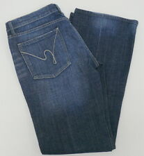 Citizens of Humanity Womens Jeans Low Rise Bootcut Stretch SZ 32 Pre-owned MD3