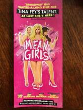 Mean Girls - Tina Fey  Musical ad/flyer Broadway