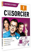"""DVD """"C'est pas sorcier : HISTOIRE DE FRANCE""""   NEUF SOUS BLISTER"""