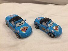Disney Pixar Cars DINOCO TIA & MIA 1:55 MATTEL BUNDLE Diecast TOKYO DRIFT MATER