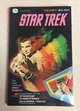 Star Trek The Enterprise Logs Volume 3 Golden Press 1977 1st Series 18-26