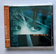 LINDA RONSTADT - We Ran JAPAN CD OBI RAR! AMCY-28001