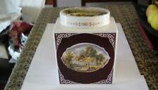 Royal Cauldon Bristol Ironstone 12oz Tea Caddy / Jar