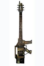 Glen Burton AK47 Machine Gun Electric Guitar Camouflage Rifle