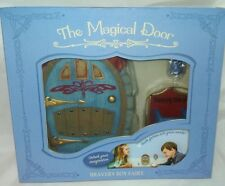 The Magical Door ~ Bravery Fairy Princess Blue Door 3 Pc Storybook Set ~ New