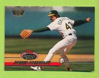 1993 Stadium Club Members Only Parallel - Dennis Eckersley (#461)  Oakland A's
