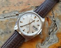 Vintage Citizen Seven Star Deluxe 23 Jewels Automatic 4-520246 TA March 1969