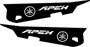 YAMAHA tunnel wrap graphics apex vector SE X-TX LE RS L-TX 128 TUNNEL KIT APEX