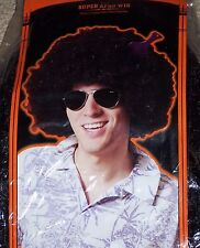 Super big Afro wig,black hair,hippie,Adult1sz,part y,theater,70's,party, Halloween