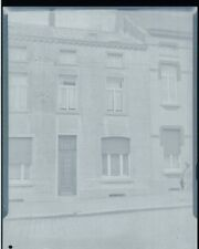 Maison - Braine-le-Comte - Ancien négatif Photo Original