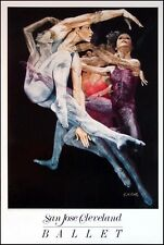 G.H Rothe Poster Ballet Hand Signed  Dancers SUBMIT YOUR BEST OFFER