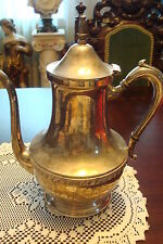 Sheets Rockford Co. Silverplate Hollowware Teapot/Coffee pot and Lid[*]