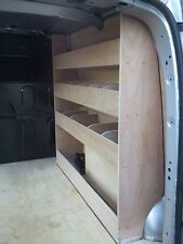 Renault Kangoo ML 2008 Onwards Van Racking Plywood Shelving Storage accessories