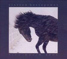 CD ONLY (ARTWORK/DIGIPAK MISSING) 16 Horsepower: Live March 2001