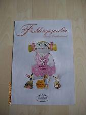 """Goebel Collections Katalog Prospekt """"Frühlingszauber"""" 20 Seiten von 2010"""