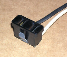 One ungrounded AC accessory outlet used on some early AMPEG SVT V4 VT22 ~ RARE!