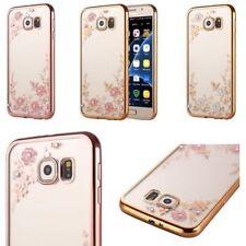 Étuis, housses et coques brillants Samsung Galaxy S8 en silicone, caoutchouc, gel pour téléphone mobile et assistant personnel (PDA)