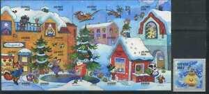Sweden 2020 Christmas MNH**