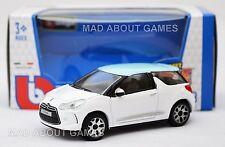 CITROEN DS3 1:43 Car NEW Model Diecast Models Cars Die Cast Metal Miniature