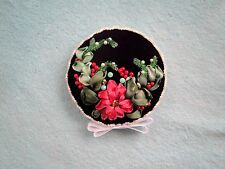 Pincushion 'Poinsettia'