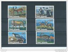 LOT : 012016/776A - COOK 1992 - YT N° 1071/1076 NEUF SANS CHARNIERE ** (MNH) GOM