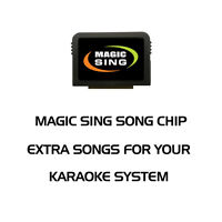 VIETNAMESE VOL 3 KARAOKE - MAGIC SING SONG CHIP - 734 SONGS