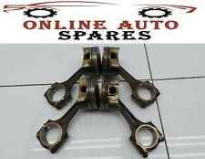Peugeot 307 CC 2.0 Petrol Set Of 4 Pistons With Con Rods EW10J4 RFN