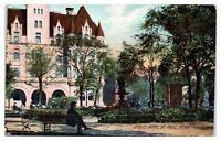 1908 In Rice Park, St. Paul, MN Postcard *5C