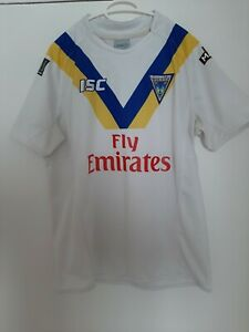 Warrington Wolves Large replica Rugby shirt