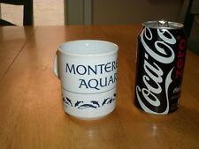 MONTEREY BAY AQUARIUM, CALIFORNIA, Ceramic Coffee Cup / Mug, VINTAGE